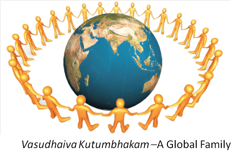 The Art of Living sees the World as One Family: Vasudhaiva Kutumbakam