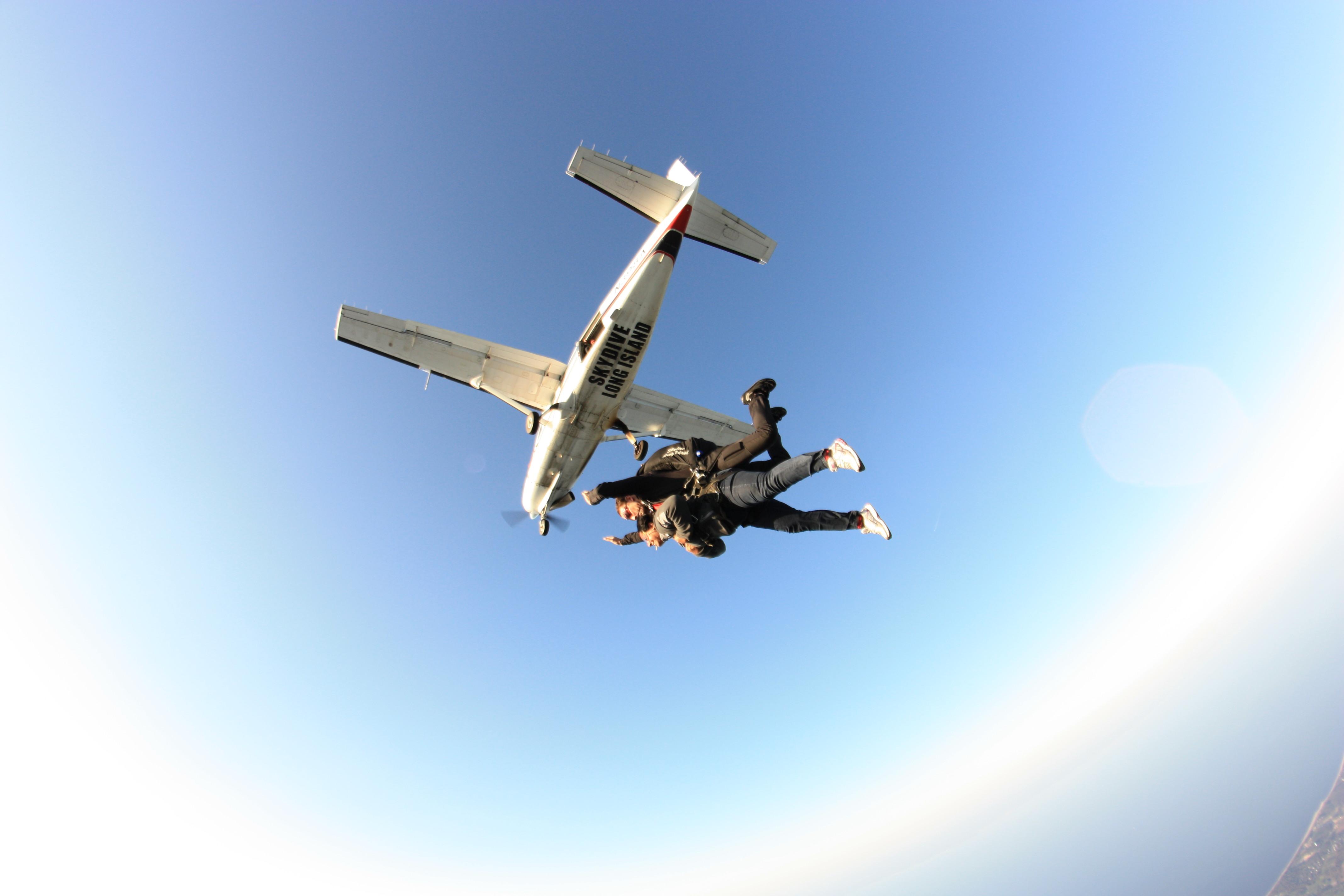skydiving essay